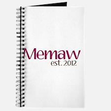 New Memaw 2012 Journal