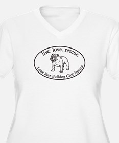 Cool Lone star boxer rescue T-Shirt