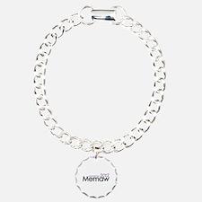 Memaw Established 2012 Bracelet