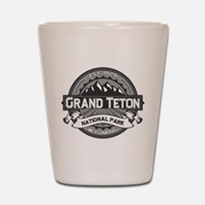 Grand Teton Ansel Adams Shot Glass