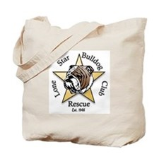 Cute Dog club Tote Bag