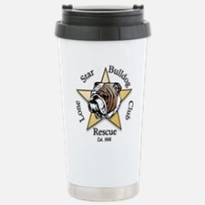 Unique Lone star bulldog club Travel Mug