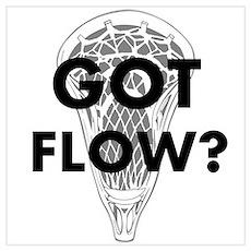 Got Flow? Wall Art Poster