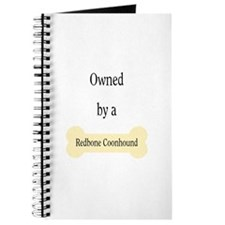 Owned by a Redbone Coonhound<br> Journal