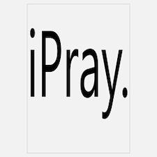 iPray Wall Art