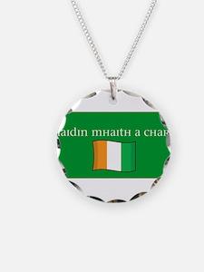 Maidin mhaith a chara! Necklace