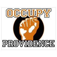 Occupy Providence Wall Art Poster