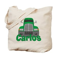 Trucker Carlos Tote Bag