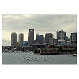 Boston massachusetts Posters