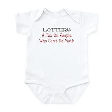 Lottery Infant Creeper