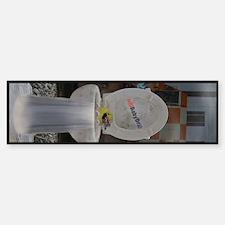 Moby Duck Bumper Sticker Bookmark