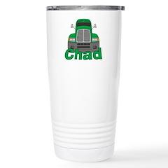 Trucker Chad Travel Mug