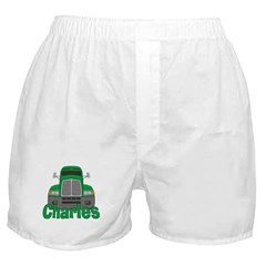 Trucker Charles Boxer Shorts