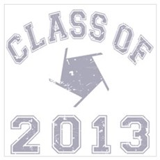 Class Of 2013 Photography Wall Art Poster