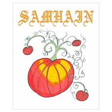 SAMHAIN Wall Art Poster