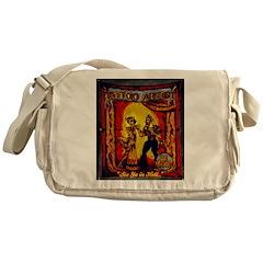 See Ya In Hell Messenger Bag