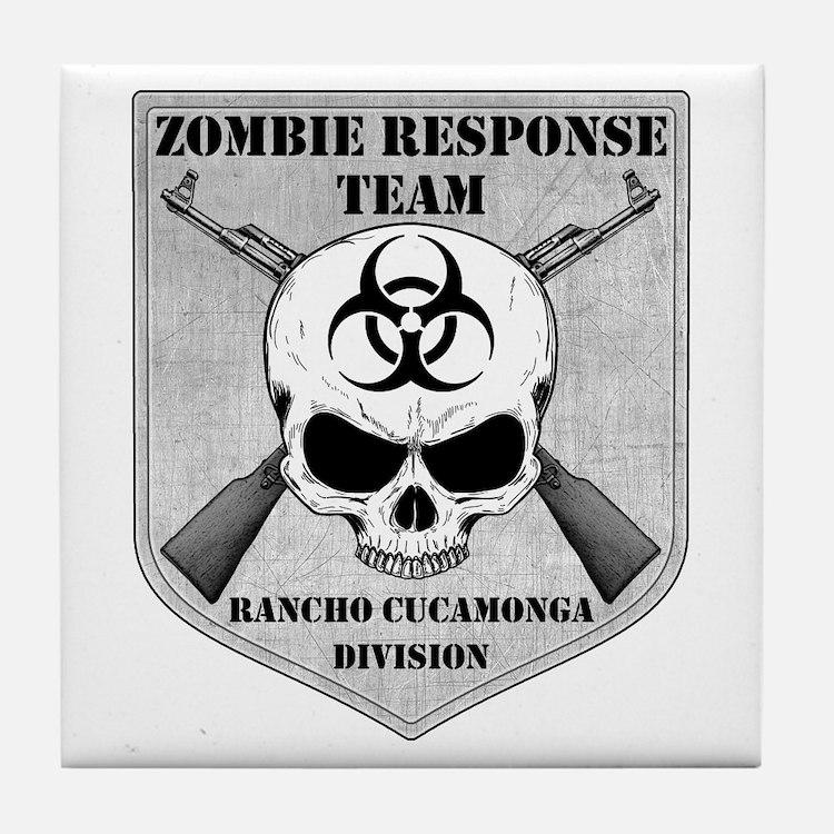 Zombie Response Team: Rancho Cucamonga Division Ti