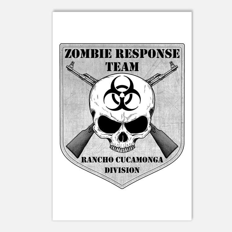 Zombie Response Team: Rancho Cucamonga Division Po