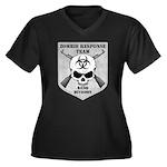 Zombie Response Team: Reno Division Women's Plus S