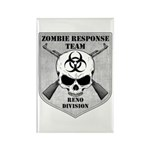 Zombie Response Team: Reno Division Rectangle Magn