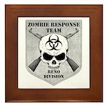 Zombie Response Team: Reno Division Framed Tile