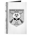 Zombie Response Team: Reno Division Journal