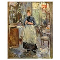 Artist -- Berthe Morisot Wall Art Poster