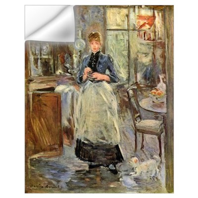 Artist -- Berthe Morisot Wall Art Wall Decal