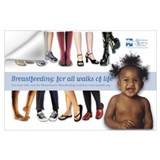 Breastfeeding Wall Decals