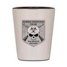 Zombie Response Team: Rochester Division Shot Glas
