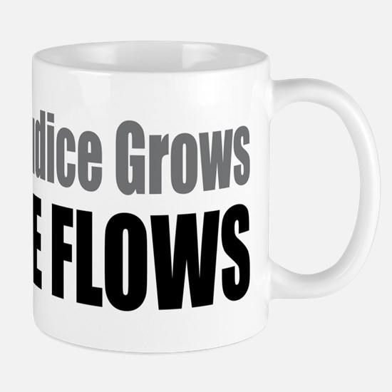 Violence Flows Mug