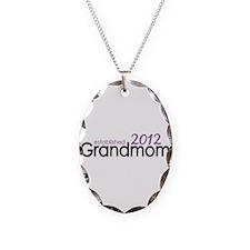 Grandmom Established 2012 Necklace