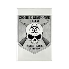 Zombie Response Team: Saint Paul Division Rectangl