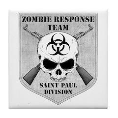 Zombie Response Team: Saint Paul Division Tile Coa