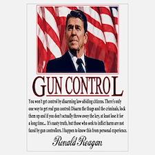 Gun Control Wall Art