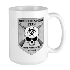 Zombie Response Team: Saint Petersburg Division La