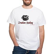 Drunken Monkey Dj Shirt