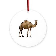 Camel Ornament (Round)