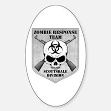 Zombie Response Team: Scottsdale Division Decal