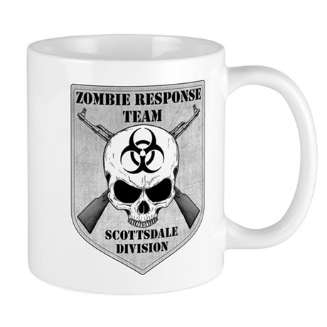 Zombie Response Team: Scottsdale Division Mug