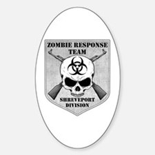 Zombie Response Team: Shreveport Division Decal