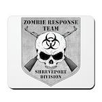 Zombie Response Team: Shreveport Division Mousepad