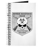 Zombie Response Team: Shreveport Division Journal