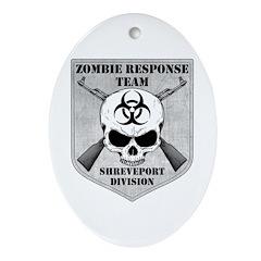 Zombie Response Team: Shreveport Division Ornament