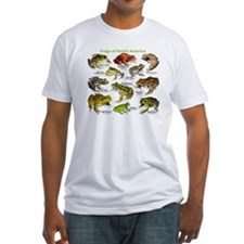 Frogs of North America Shirt