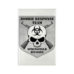 Zombie Response Team: Springfield Division Rectang