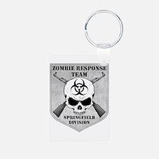 Zombie Response Team: Springfield Division Aluminu