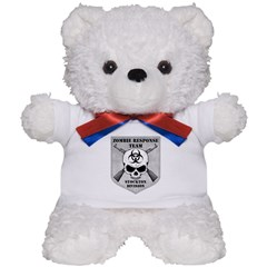 Zombie Response Team: Stockton Division Teddy Bear