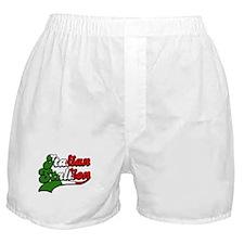 Classic Italian Stallion Boxer Shorts
