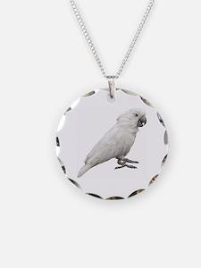 Cockatoo Necklace